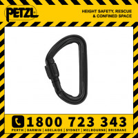 Petzl Tactical Spirit Screw-Lock Carabiner (M53ASLN)