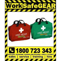 WorkSafeGEAR 210 Piece Emergency Portable First Aid Kit