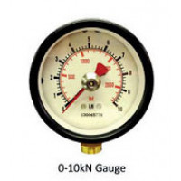 Hydrajaws Medium Duty Analogue Gauge 10kN (MDG010)