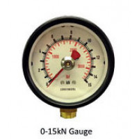 Hydrajaws Medium Duty Analogue Gauge 15kN (MDG015)