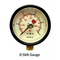 Hydrajaws Medium Duty Analogue Gauge 5kN (MDG005)