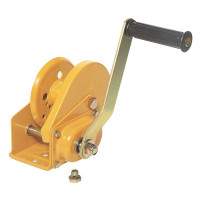 Beaver Brake Hand Winch Lifting 600kg- Pulleying 1200kg (Bhw2600)