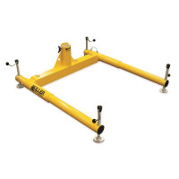 Miller DuraHoist 3 Piece Portable Base (DH-4)