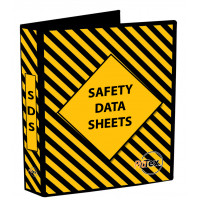 Safety Data Sheet Binder Yellow/Black (MSDSY)