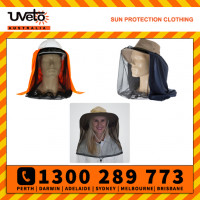 Uveto Net 'N Shade Head Face Protection Add-on