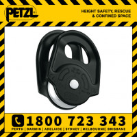 Petzl RESCUE Black 8kn Pulley (P50AN)