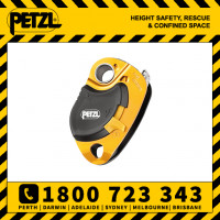 Petzl Pro Traxion 22kn Hauling Pulley (P51A)
