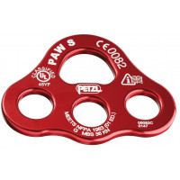 PETZL PAW Rigging Plates Red Small