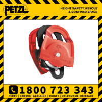 Petzl TWIN 12kn Double Prusik Pulley 7-13mm Rope (P65A)