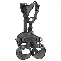 Petzl Astro Bod Fast International Version Size 2 (L/XL) Black Tactical (C083BA05)