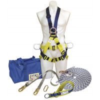 DBI-SALA Fall Protection Professional Roof Workers Kit