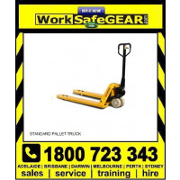 WorkSafeGear premium Lifting Pallet Truck Jack 2.5T or 2500kg (PTMH452725N1)