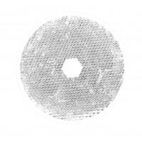 85mm Reflective Corner Cube Delineator - White (RC-W)
