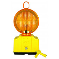 Amber Roadside Flashing Light (RF360Y)