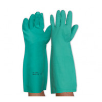 ProChoice M/7 Chemical Resistant Green Nitrile Gauntlet