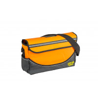 MEDIUM Rugged Xtremes Orange PVC Crig Tool Bag (RX05E112PVCOR)