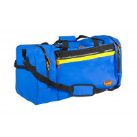 Rugged Xtremes Essentials BLUE PVC Offshore Crew Bag (RXES05C212PVCBL)