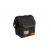 BLACK Rugged Xtremes Essentials Cool Crib Insulated Crib Bag (RXES05L206BK)
