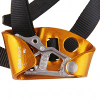Right Foot Mounted Ascender 8-13mm