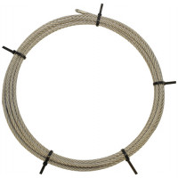 6m Capital Safety S/S CABLE FLEX 10MM SWAGE (LS006-SS)