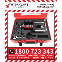 Hydrajaws Model 2000 SCAFFOLD TIE Export Tester Kit with Analogue Gauge (CS2000SCEXP)