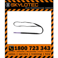 Skylotec attachment sling SEP 40kN - Cut proof 30mm wide fibres with a sewn in 40mm outer sheath make this ideally suited for any sharp edge anchorages (L-0321-3) 3m length