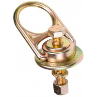ClimbTech Mega Swivel 10K Anchor Steel Mounting 10,000lbs/44kN (SWY100S)
