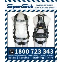 Spanset ERGO Plus Miners 1100