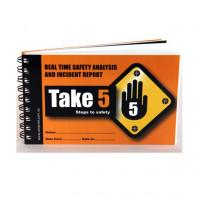 Take 5 Safety Books
