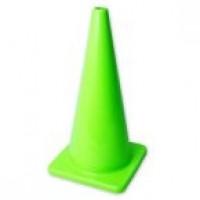 Traffic Barrier Cone 750mm Hi Vis Green
