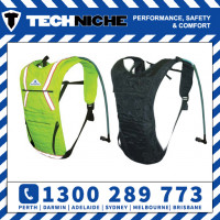 Techniche Evaporative Cooling GULPZ 2L Hydration System ONLY  HI VIs Yellow