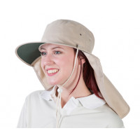 Uveto L-XL STONE Tammin Broad Brim Sun Hat