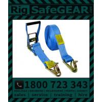 Ratchet Tie Down Strap 2500kg (204250) 9m