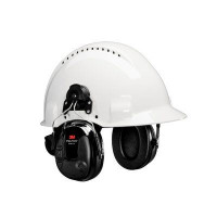 3M Peltor ProTac III Slim Headset Helmet Attachment Class 4 24dB Cable Connect to Devices
