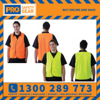 ProChoice Safety Vest - Day Use S to 4XL