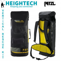 100m Vertical Tower Rescue  Petzl ID