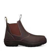Oliver Claret Elastic Sided Boot (34-626)