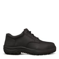 Oliver Black Lace Up Derby Shoe (34-652)