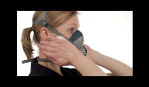 3M™ Rugged Comfort Half Facepiece Respirator 6500 Series Training Video - Full