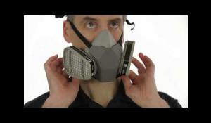 3M™ Half Facepiece Respirator 6000 Series Training Video - Full
