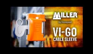Miller Vi-Go Automatic Pass-Through Cable Sleeve - GME Supply