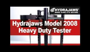 Hydrajaws® Model 2008 Heavy Duty Anchor Tester