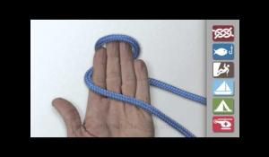 How to Tie an Alpine Butterfly Loop