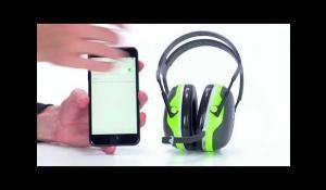3M™ PELTOR™ Wireless Accessory designed for X Series Earmuffs