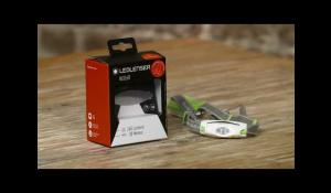 Ledlenser headlamp NEO6R - english