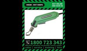 HSGM Hot Knife Heat Cutter
