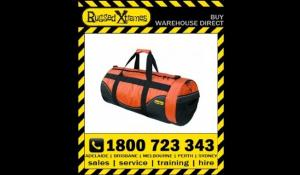 Rugged Xtremes PVC Orange Duffle Bag